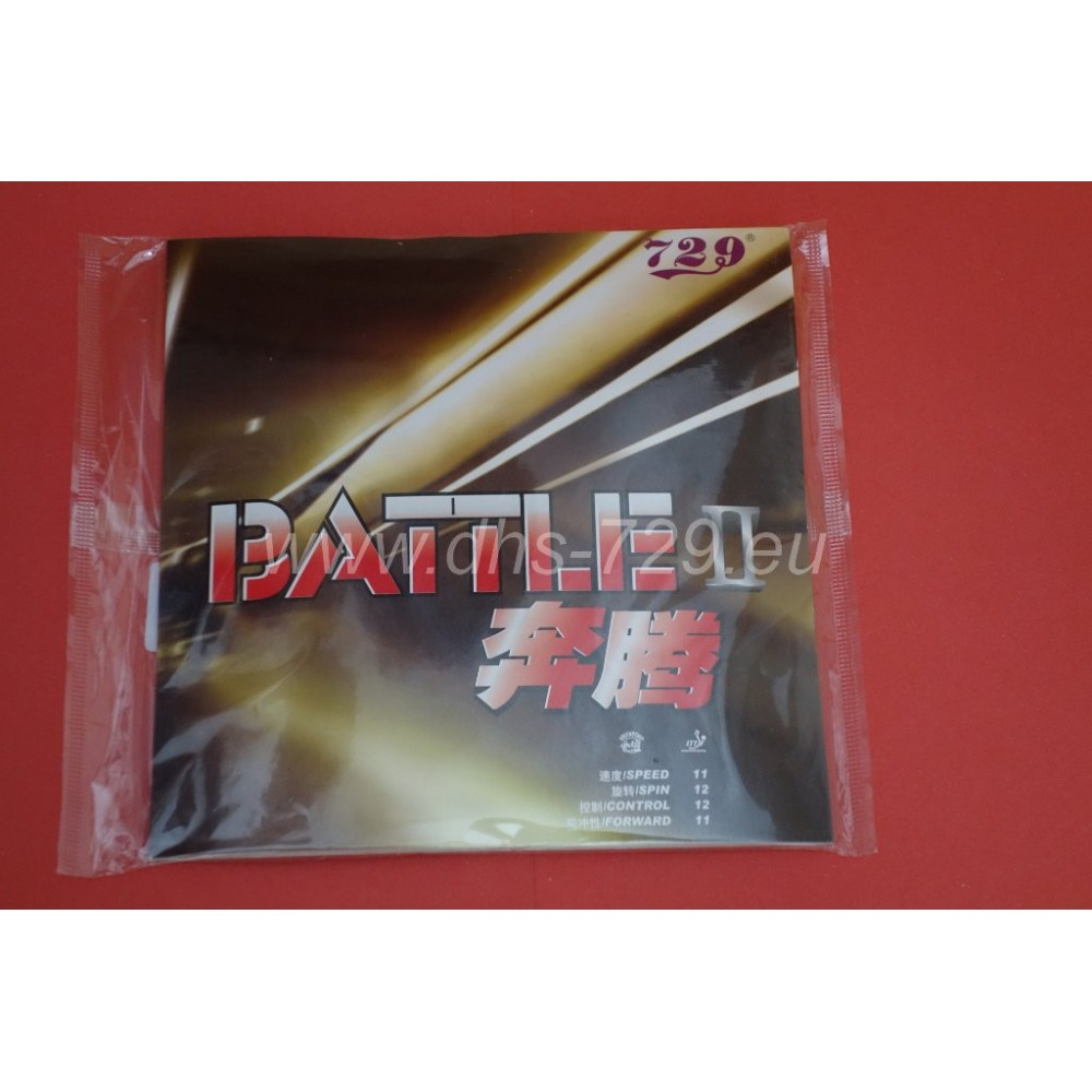 Friendship 729 Battle 2