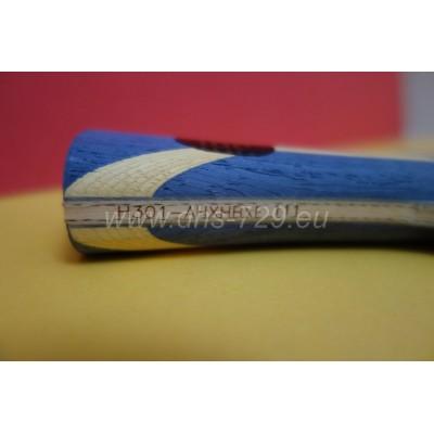 Dřevo na stolní tenis DHS Hurricane 301- arylate karbon 5+2AC