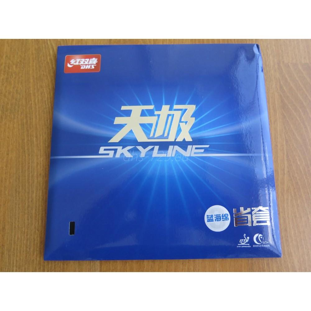 DHS SkyLine 3 Provinziell blauer Schwamm
