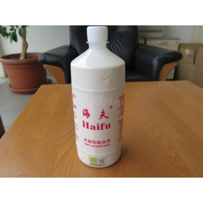 HAIFU – colle à base d'eau 1000 ml